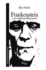 Portada del libro «Frankenstein»